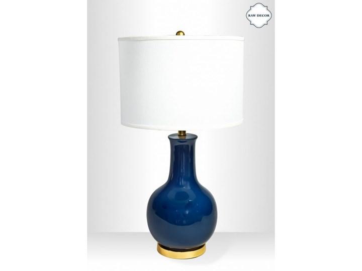 Lampa stołowa, ceramiczna - MIDNIGHT