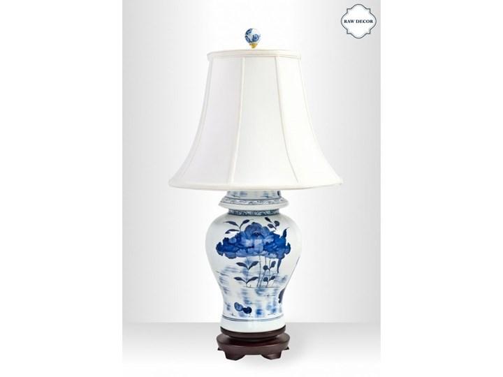 Lampa stołowa, ceramiczna - MEI
