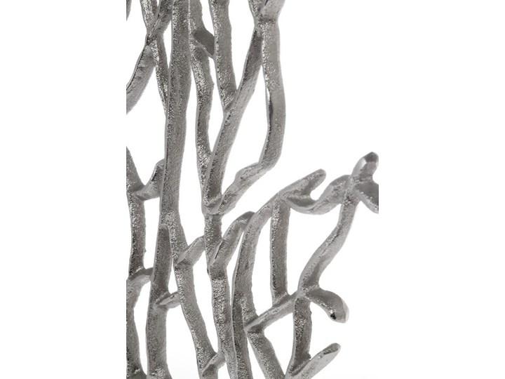 Dekoracja Figurka Koral Glamour Maritim Metal Rośliny Kategoria Figury i rzeźby