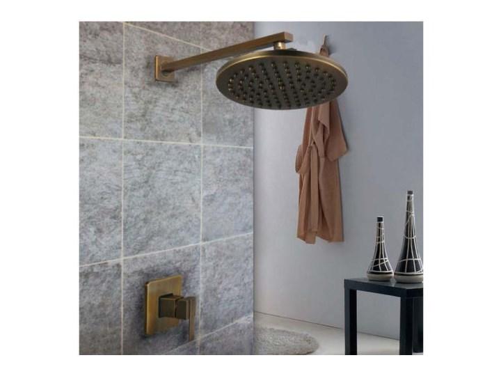 ZESTAW  Z DESZCZOWNICĄ , PODTYNKOWY Wyposażenie Z baterią Kategoria Zestawy prysznicowe