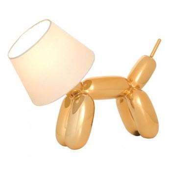 Lampa stołowa DOGGY 79001 złota Sompex Lighting 79001 | SPRAWDŹ RABAT W KOSZYKU !