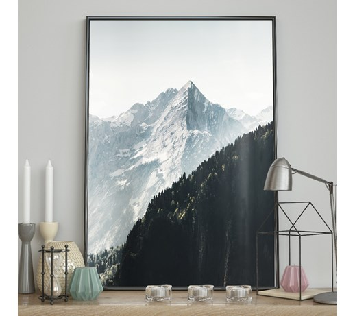DecoKing - Plakat ścienny - Mountains