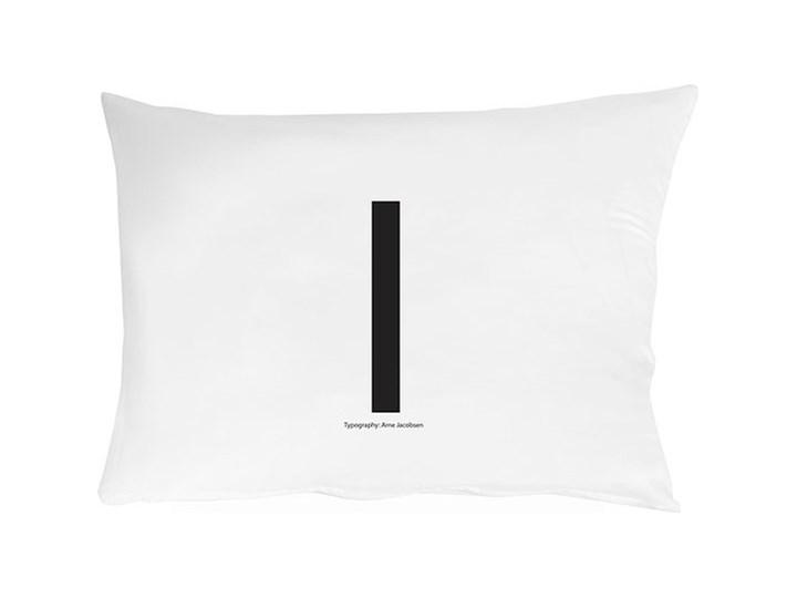 Poszewka na poduszkę Arne Jacobsens Vintage ABC litera I