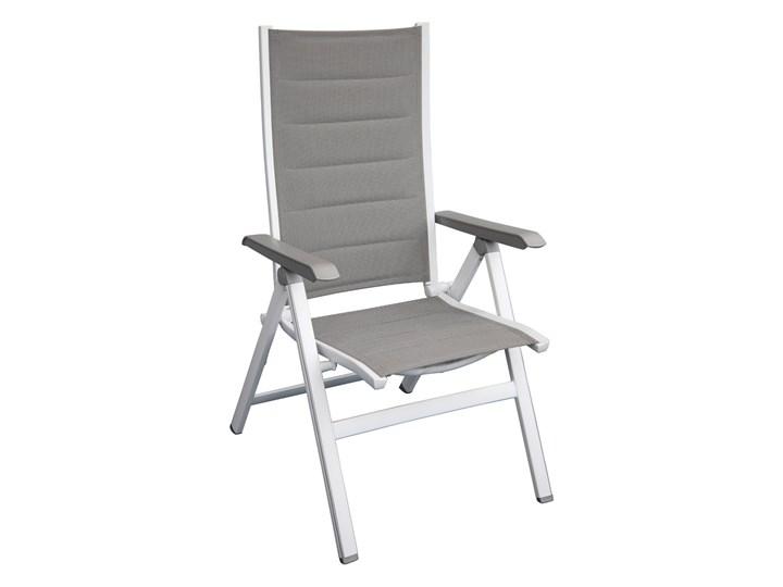 Mwh Fotel Futosa 5 Pozycyjny Biały