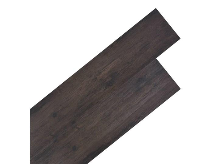 vidaXL Panele podłogowe z PVC, 5,26 m², ciemnoszary dąb Grubość 2 mm