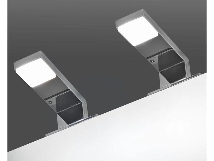 Vidaxl Lampy Nad Lustro 2 Szt 2 W Zimne Białe światło Lampy