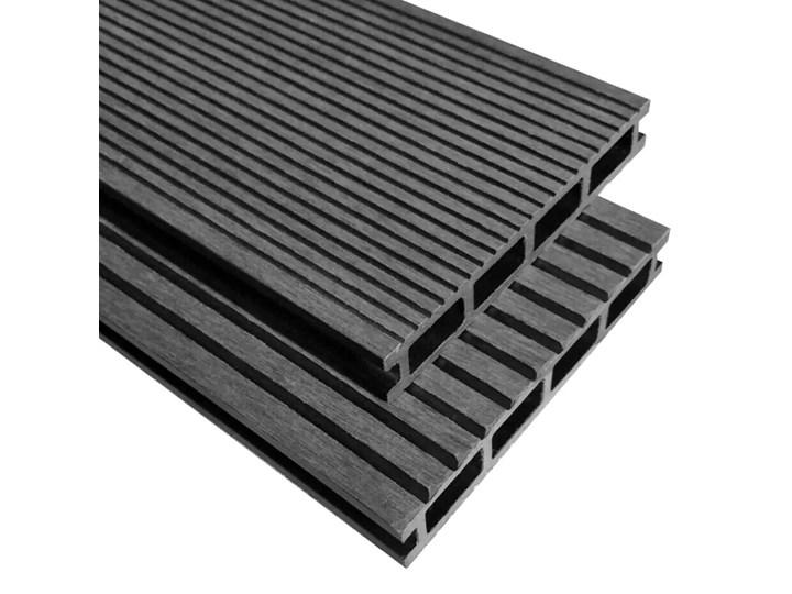 Vidaxl Deski Tarasowe Wpc Z Akcesoriami 10 M² 22 M Szare