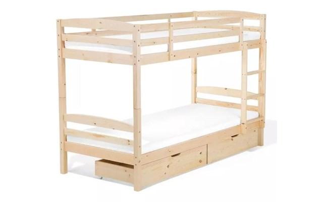 Tanie łóżka Piętrowe Używane Pomysły Inspiracje Z Homebook