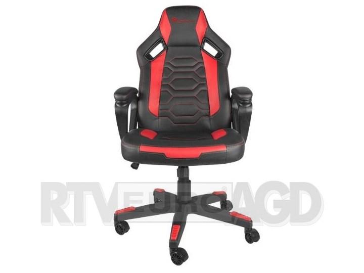 Genesis Nitro 370 (czarno-czerwony) Fotel gamingowy Fotel biurowy Fotel tradycyjny