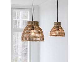 Wisząca lampa rattanowa Sarah 18 cm - PR Home