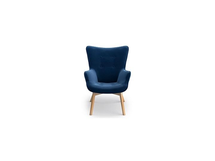 Fotel Tilda, Navy Blue