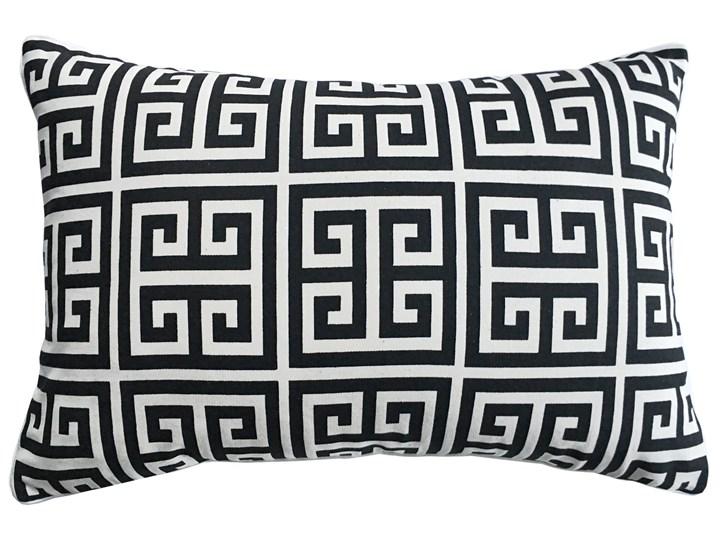 Poduszka Greek Black 33x50, Rozmiar: 33 x 50 cm
