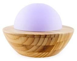 Madebyzen Bamboo Ceramic Ultrasonic Aroma Diffuser With Lightning Skye lampa bambusowa ceramiczna ultradźwiękowa zapachowa do aromaterapii 55066149420 SET