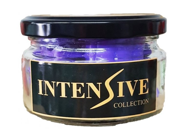 INTENSIVE COLLECTION Scented Wax In Jar S3 wosk zapachowy w słoiku - Lavender