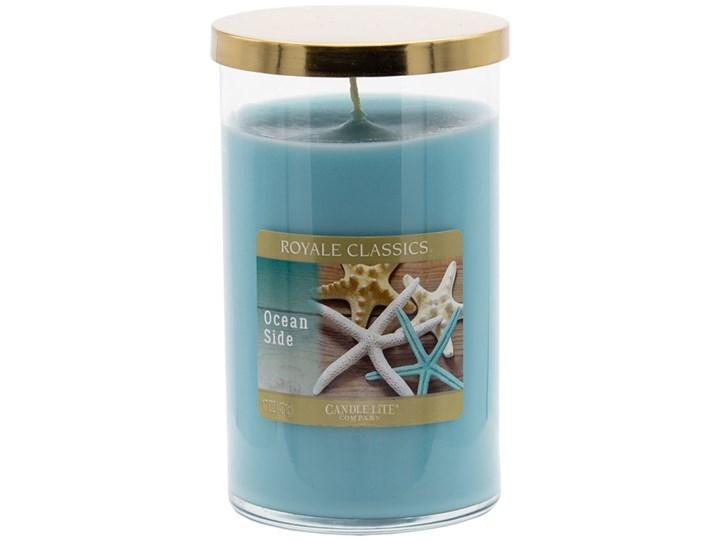 Candle-lite Royale Classics 17 oz luksusowa świeca zapachowa w szklanym słoju ~ 110 h - Ocean Side