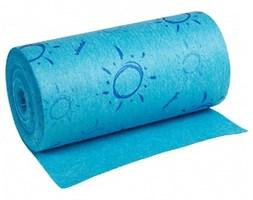 Ścierka w rolce Quick'n'Dry Vileda Professional niebieska