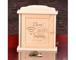 Domek na klucze WiFi