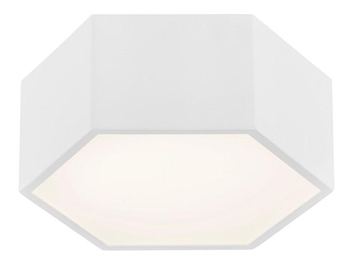 ARIZONA plafon 1 x 10W LED metalowy kształt sześciokąt nowoczesny designerski ARGON 3828
