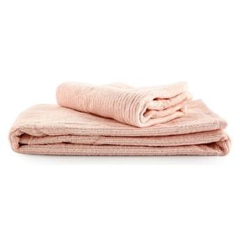 Komplet ręczników Svad Dondi Skipper Powder Pink