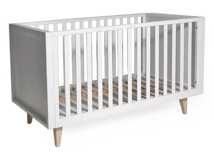 Troll Nursery łóżeczko drewniane SCANDY 120x60