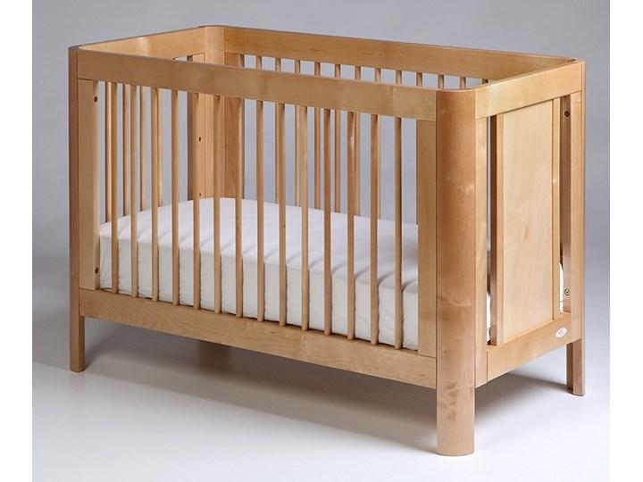 Troll Nursery SUN 120x60 drewniane łóżeczko dziecięce HIT