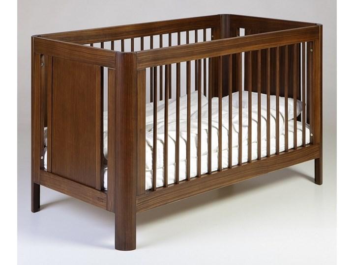 Troll Nursery łóżeczko dziecięce SUN 140x70 Walnut
