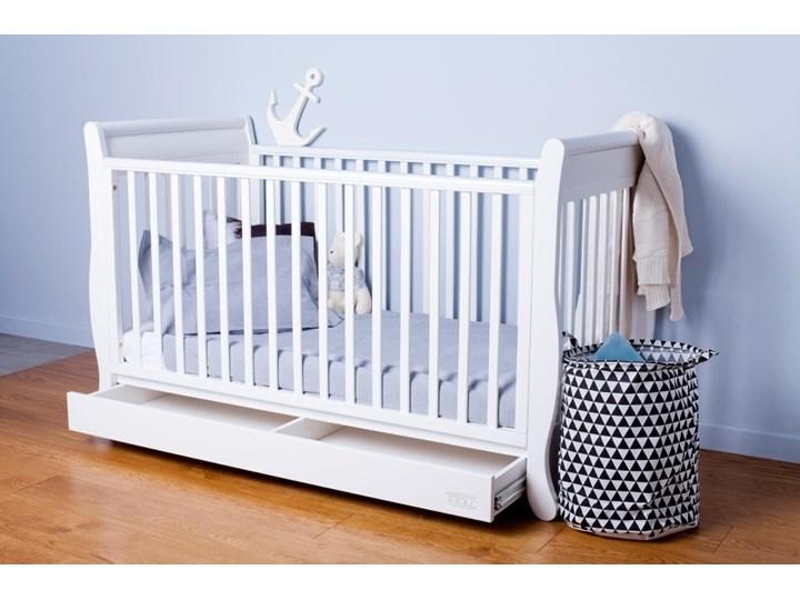 Troll Nursery łóżeczko dziecięce Romantica 140x70 Dostawa Paletowa GRATIS