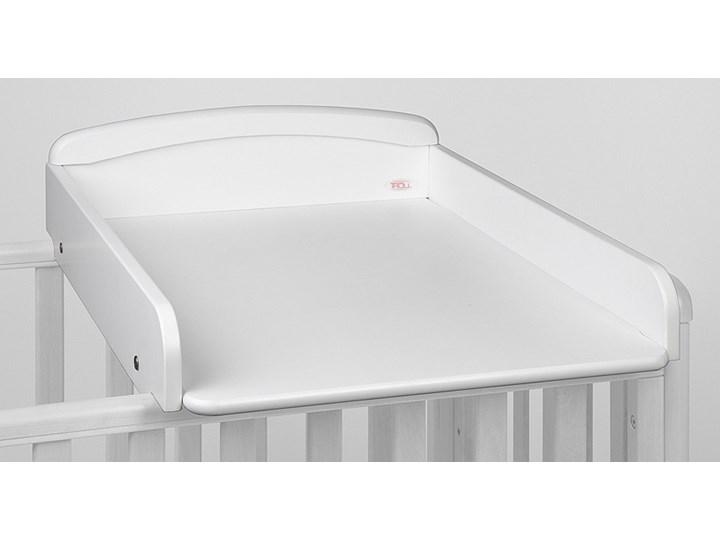 Troll Nursery Przewijak na łóżeczko Nicole kolor Biały Kategoria Przewijaki