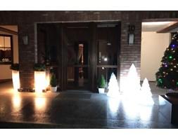 Choinka podświetlana LuXmas LED 108 cm