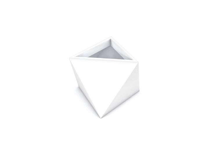 Doniczka Eos 50 cm, biała