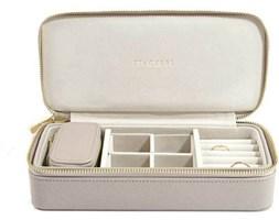 Pudełko podróżne na biżuterię Travel Large Stackers taupe