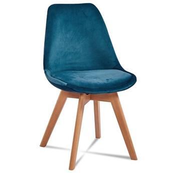Krzesło DHG niebieski