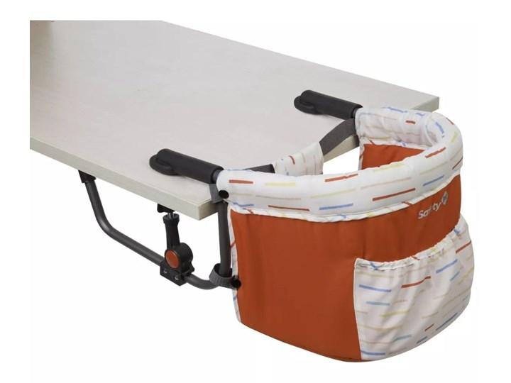 Aktualne Safety 1st Krzesełko mocowane do stołu Smart Lunch Red lines ZO35