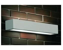 Gipsowa lampa ścienna GIPSY prostokąt L 70cm