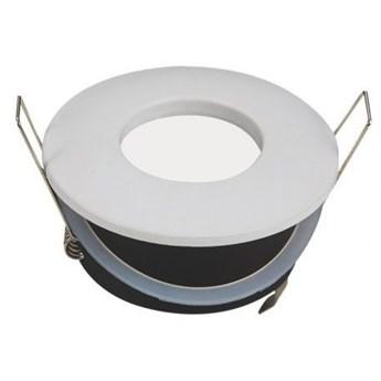 Hermetyczna lampa oczko do łazienki