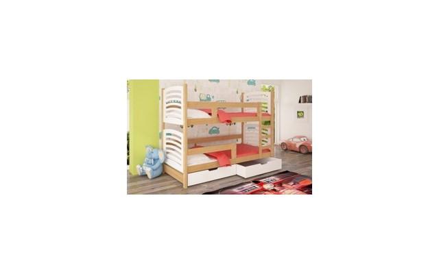 Nietypowe łóżka Piętrowe Pomysły Inspiracje Z Homebook
