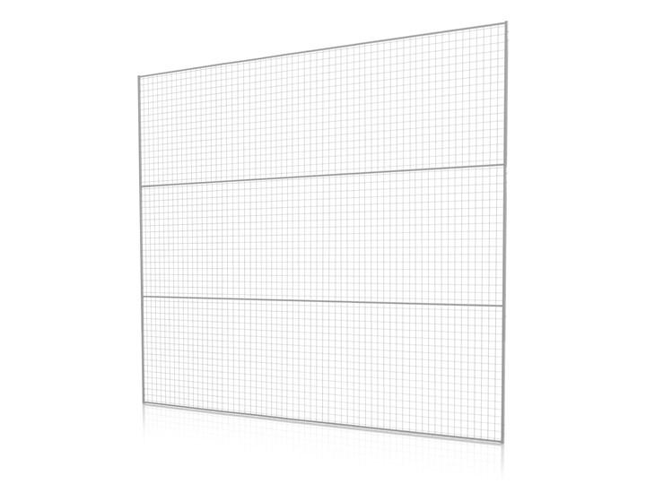 Panel wygradzający z siatki, 1500x3350 mm