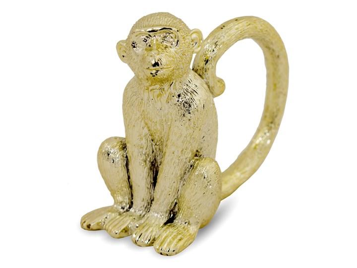 Figurka stojąca małpka Ramos Kolor Zielony Zwierzęta Tworzywo sztuczne Kategoria Figury i rzeźby