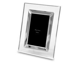 Szklana ramka Pierie 16x20 cm