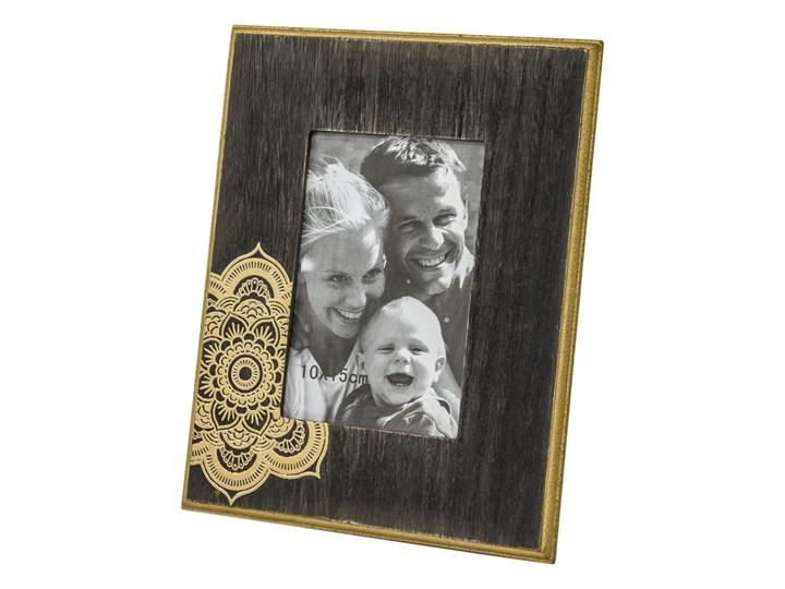 Ozdobna ramka Chams 19x24 cm Drewno Kategoria Ramy i ramki na zdjęcia