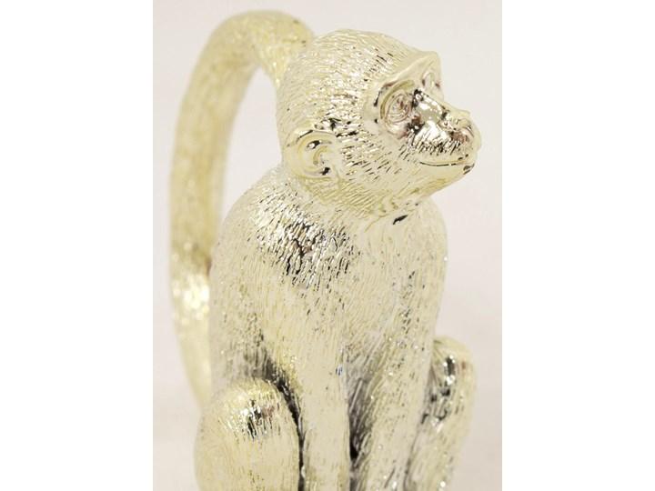 Figurka stojąca małpka Ramos Tworzywo sztuczne Kolor Zielony Zwierzęta Kategoria Figury i rzeźby