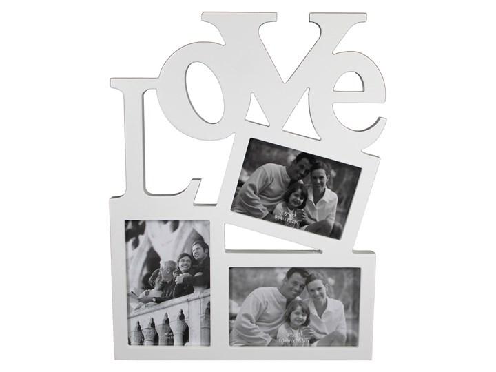 Ramka - multiramka na zdjęcia LOVE