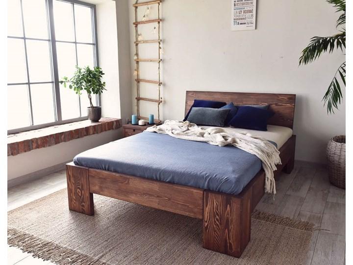 Łóżko Drewniane Sosnowe Marika II - 140 Pojemnik na pościel Bez pojemnika Kategoria Łóżka do sypialni