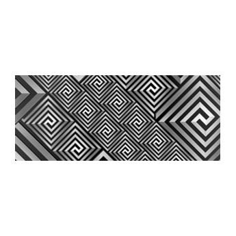 Fototapeta na flizelinie Czarno-białe labirynty 1479VEP