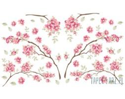 Naklejki Różowe kwiaty SPN314ES