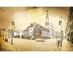 Fototapeta Poznań - Rynek w sepii 10861