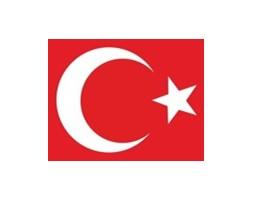 Fototapeta Flaga Turcji 482