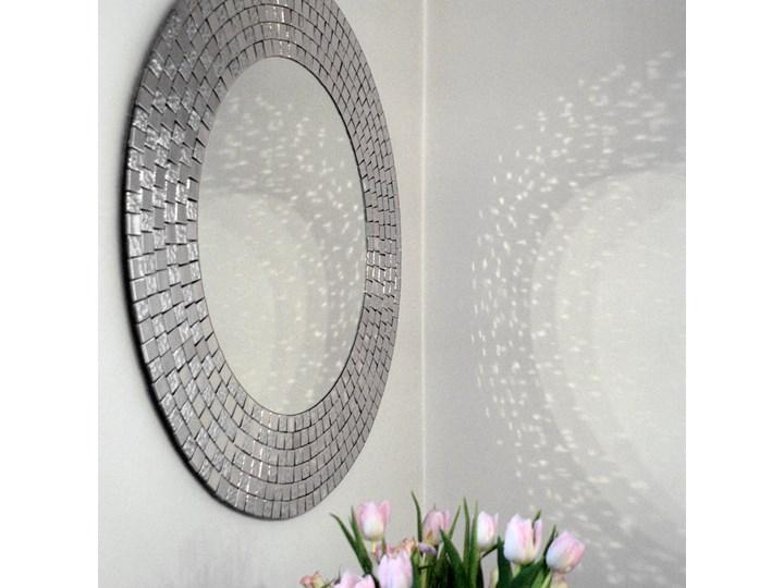 Lustro dekoracyjne AUREA EXCLUSIVE Ścienne Lustro z ramą Pomieszczenie Łazienka Okrągłe Kategoria Lustra