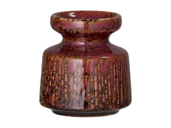 Świecznik Paint Ø7 cm czerwony