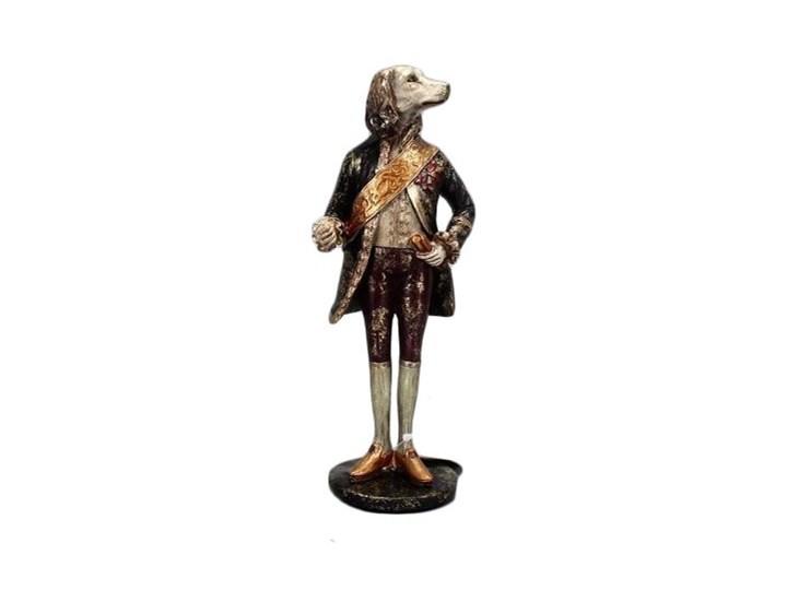 Figurka dekoracyjna Courtier Dog 9x21 cm